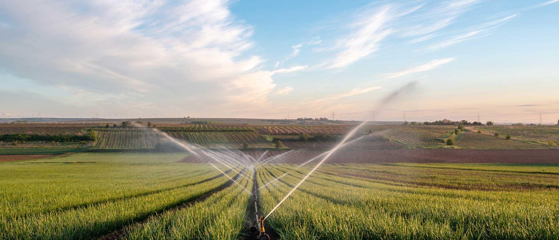 50 ans d'expérience à votre serviceVente et installation de matériel d'irrigation